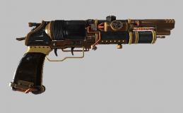 revolver aramis